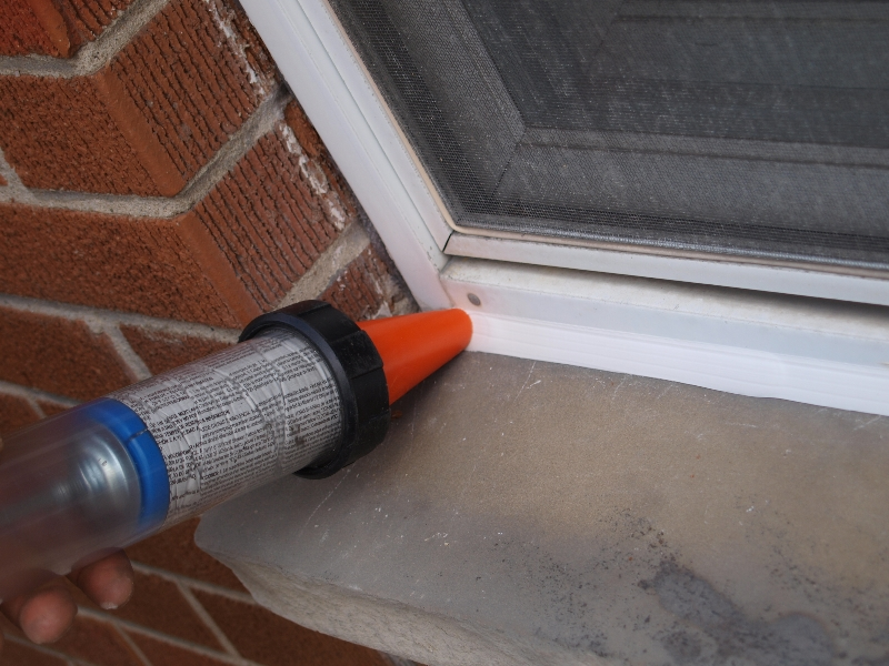 Toronto Window And Door Caulking Professional Caulking